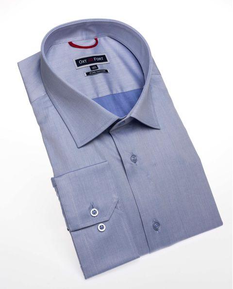 Мужская рубашка больших размеров