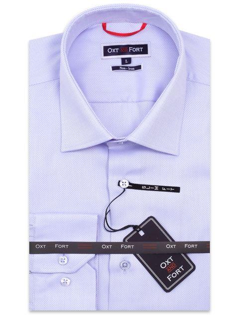 Мужская рубашка из 100% хлопка Non-Iron
